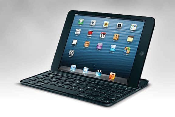 Logitech's Ultrathin Keyboard for iPad mini