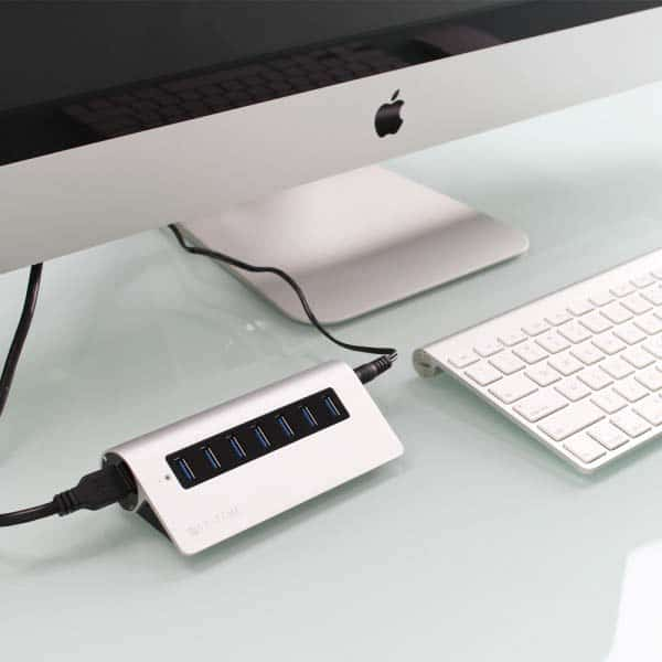 Satechi 7 port USB Hub