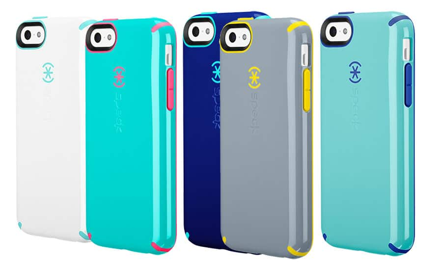 Speck's CandyShell for iPhone 5C