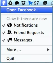 Glow for FB 1