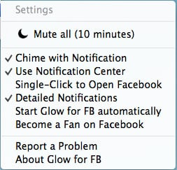 Glow for FB 3