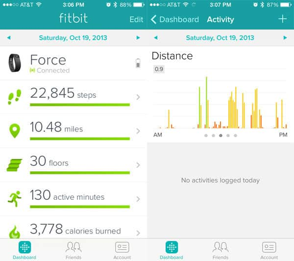 Fitbit Force 3