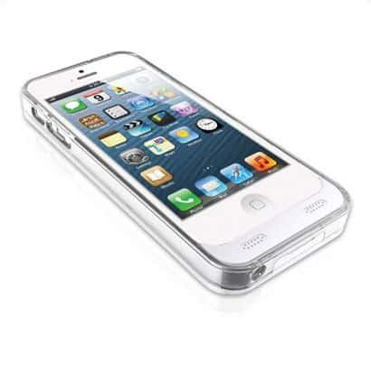 Naztech's Battery Case for iPhone 5/5S