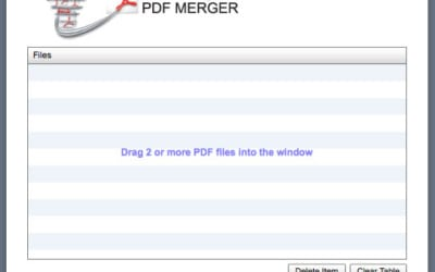 Batch PDF Merger Review