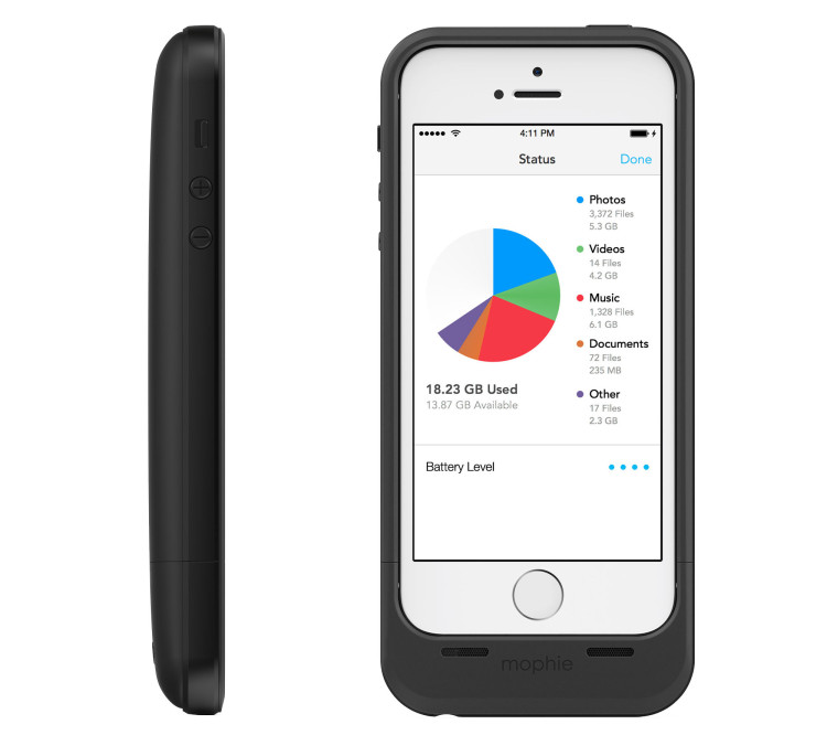 Mophie Space Pack 2