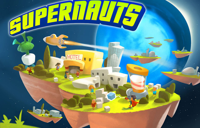 Supernauts Review